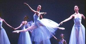 Serenade, Kirov ballet