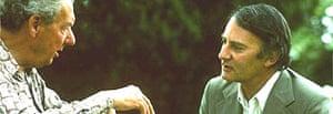 Benjamin Britten and Donald Mitchell