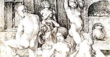 Durer's The Women's Bathhouse
