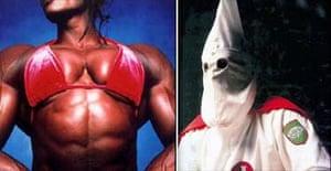 Serrano's Bodybuilders/Klansman