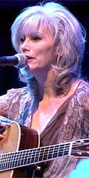 Emmylou Harris at the Concert for a Landmine Free World