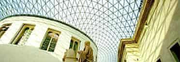 The Great Court, British Museum