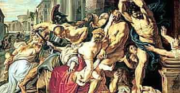 Rubens, The Massacre of the Innocents