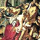Rubens, The Massacre of the Innocents (detail)
