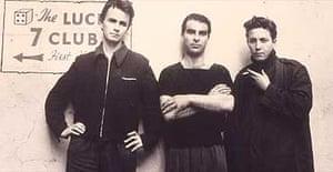 Bruce Bernard and friends, c.1955