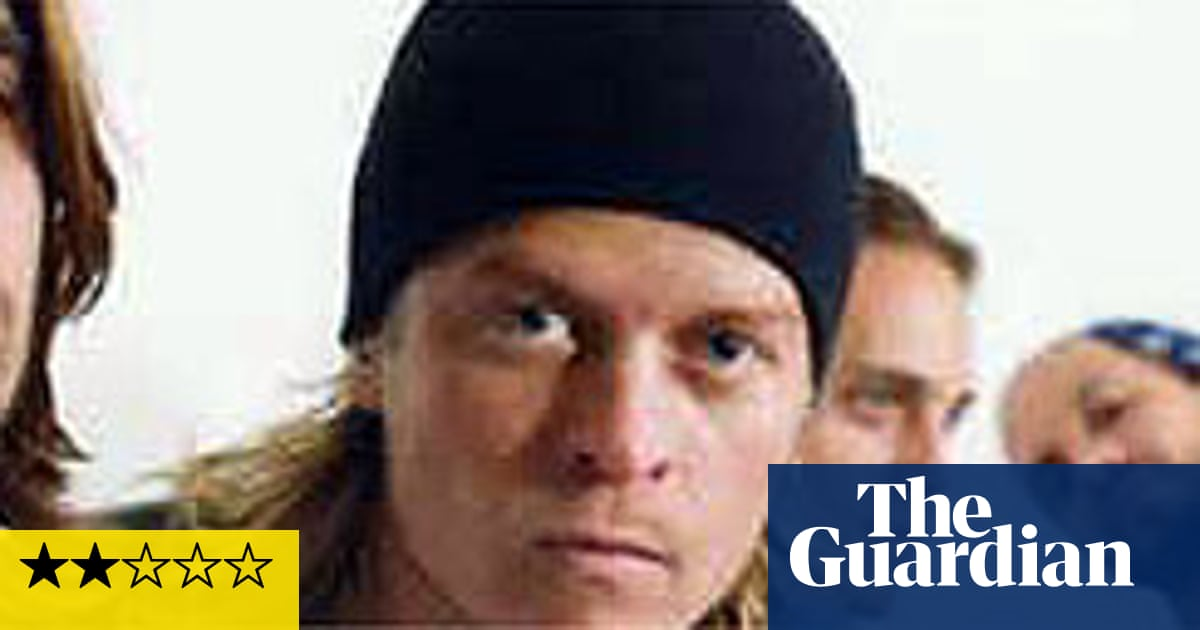 Puddle of Mudd, Astoria, London | Music | The Guardian
