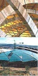 Padre Pio church (detail), by Renzo Piano