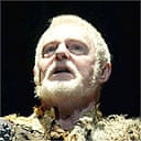 Derek Jacobi in The Tempest at the Sheffield Crucible