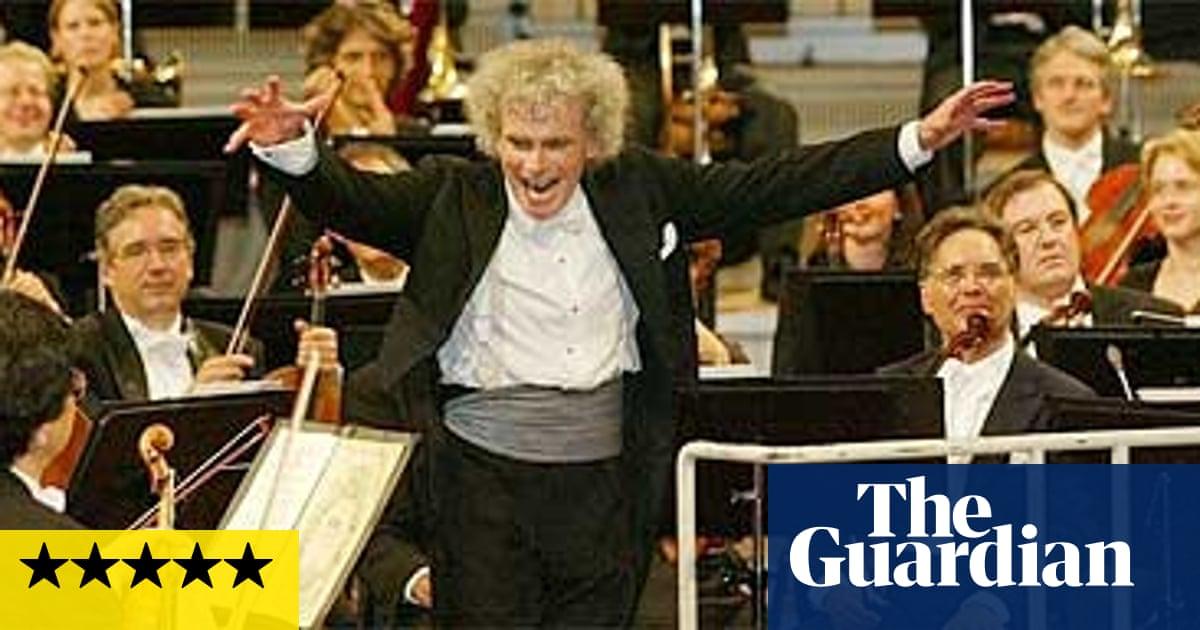 CD: Mahler: Symphony no 5: Berlin PO/ Rattle | Music | The