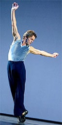 Mikhail Baryshnikov in White Oak Dance Project's Chacony, Sadler's Wells