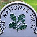 National Trust plaque