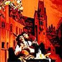 Scene from Hamburg Staatsoper production of Die Meistersinger von Nurnberg