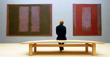The Seagram murals at Tate Modern