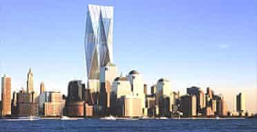Foster's design for ground zero