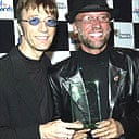 Robin and Maurice Gibb, Bee Gees
