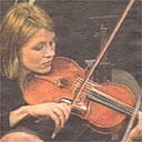 Ursula Plaichinger, the Viena Philharmonic's new viola player