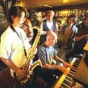 Live music in a pub