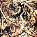 Detail from Max Beckmann's The Night