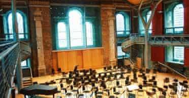 Jerwood Hall