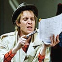 Rhys Ifans in Dario Fo's The Accidental Death of an Anarchist