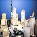 Libeskind Ground Zero design