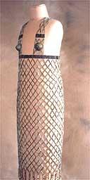 World's oldest dress, Petrie museum