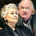 Joan Plowright and Oliver Ford Davies in Absolutely (Perhaps)