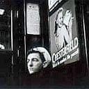 Subway Portrait 1941 by Walker Evans