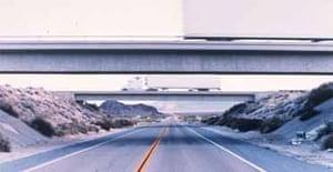 Wolfgang Tillmans photograph entitled Between Bridges