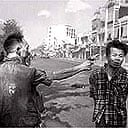 Eddie Adams's Pulitzer-winning 1968 picture of General Loan executing a Viet Cong prisoner