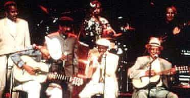 Buena Vista Social Club in concert