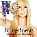 Britney Spears on the cover of W