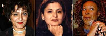 Black British theatre: Meera Syal, Sudha Buchar, Angie Le Mar