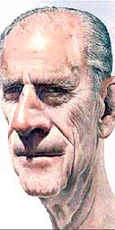 Prince Philip by Stuart Pearson Wright