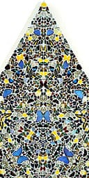 Detail from Amazing Revelation by Damien Hirst