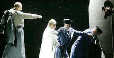 Tim Albery's production of Das Rheingold for Scottish Opera