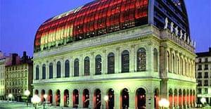 Jean Nouvel's reworked Lyon Opera House