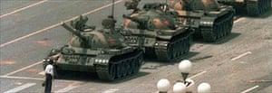 Tiananmen Square, 1987
