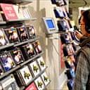 CD shopping
