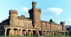 Kinloch Castle, one of the finalists of Restoration