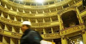 Restoration of La Scala, Milan