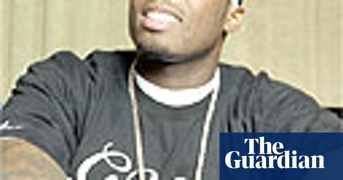 huge discount 45467 6be97 The Monday interview  Curtis Jackson, aka 50 Cent   Music   The Guardian