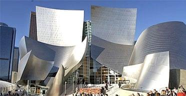 Frank Gehry's Walt Disney Concert Hall, Los Angeles