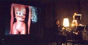 Jennifer Walshe's opera XXX Live Nude Girls