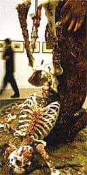 Chapmans Turner prize 2003, Sex (detail)