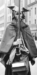 The marvellous life of Moondog | Music | The Guardian