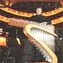 Sacha Reckert at the Royal Opera House