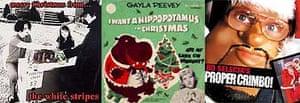 Oddest Christmas hits ever