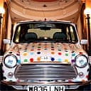 London Spot Mini by Damien Hirst