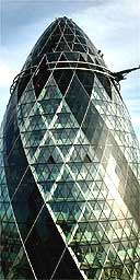 🔥 Gherkin building london facts